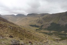 7 Looking back towards Ennerdale
