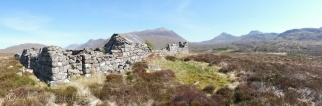 7 Sheepfold panorama