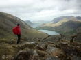 8 Crummock Water and Buttermere from Haystacks