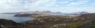 9 Loch Torridon panorama