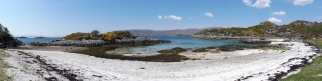 9 Port Luinge panorama