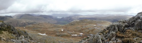 9 View from Glaramara