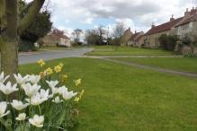 Bulmer village