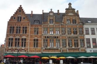 Market place building