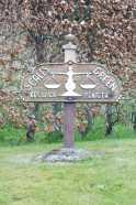 Village Green sign