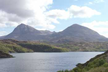 10 Sail Gharb (L), Quinag (c) and Sail Ghorm (R)