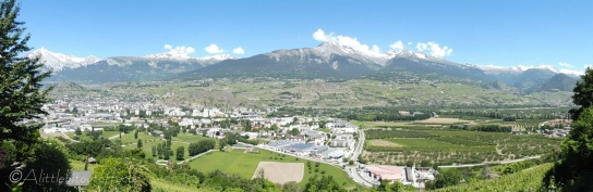 5 Rhone valley panorama