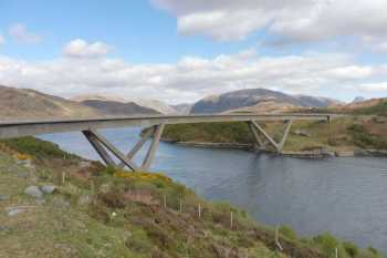 9 Kylesku Bridge