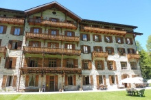 The Kerhaus Hotel, Arolla
