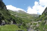 1 Grimsel pass road