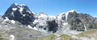 11 Mont Collon and Pigne d'Arolla panorama