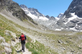 13 On the descent towards the Arolla glacier