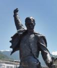 14 Freddie Mercury statue