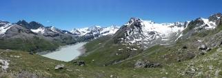 14 Lake and glacier