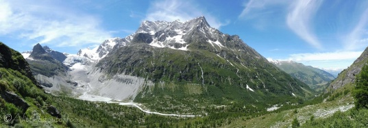 15 Ferpècle valley panorama