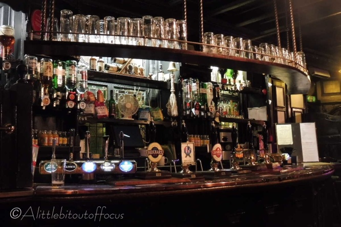 15 Ye Olde White Harte bar