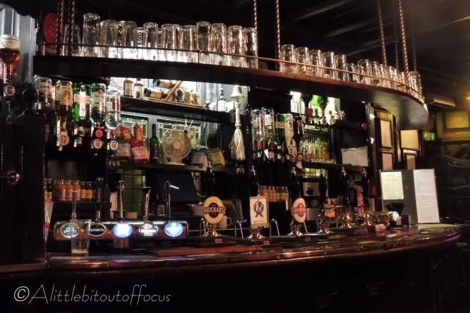 15 Ye Olde White Harte bar