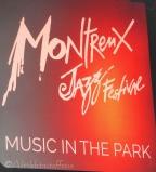 17 Jazz festival sign