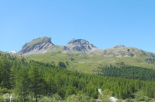 19 Ridge above Arolla