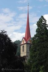 21 Weggis church
