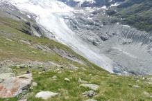 25 Ferpècle glacier