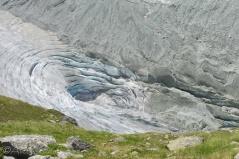 26 Ferpècle glacier hole