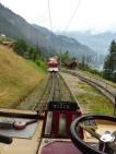 4 Following train