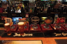 6 The Sailmakers beer selection