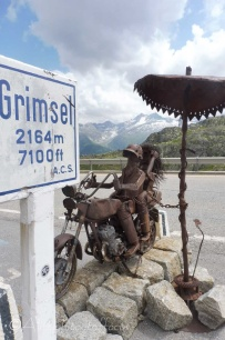 9 Grimsel pass sculpture