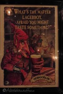 9 Hobgoblin advertising