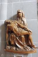 10 Church wood carving