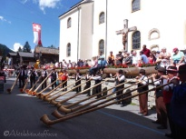 14 Alpenhornists
