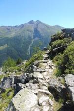 14 Rocky path