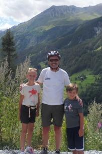 2 Amelia, me and Gunnar