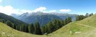 2 Mountain panorama