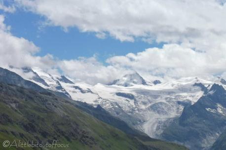 24 Ferpècle glacier