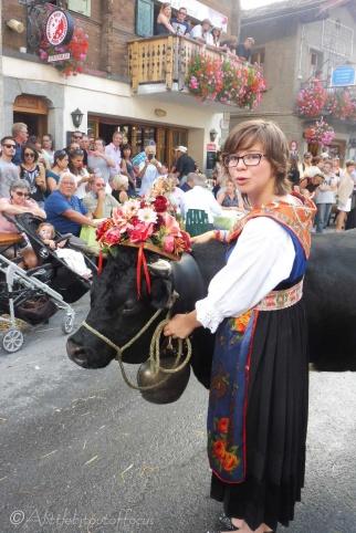 24 La Reine (queen of the herd)