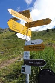 3 Way sign