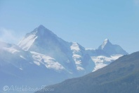 4 The Dent Blanche (L) and Matterhorn (R)
