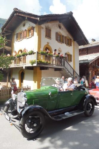 5 Ford car