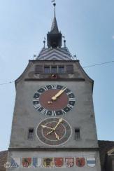 5 Zytturm Clock tower