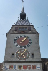 5 Zytturm Clock tower
