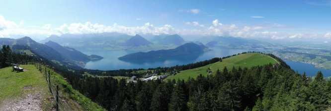 6 Lake Lucerne panorama