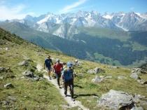 13 Aiguilles d'Argentière and du Tour