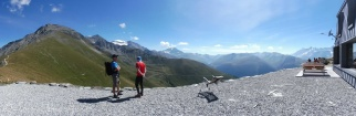18 View from the Cabane du Col de Mille