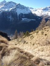 Evolen valley