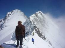 grunegghorn-ridge