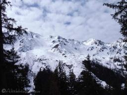 13 Snowy peaks