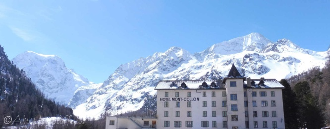 3 Mont Collon and Pigne d'Arolla