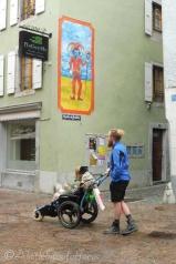 17 Aigle town centre